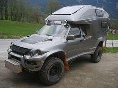 Toyota Hilux Geocar.