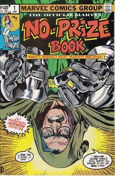Marvel No Premio libro #1, edición de enero de 1983 - Marvel Comics - grado VF