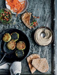 Fast Homemade Falafel   sheerluxe.com
