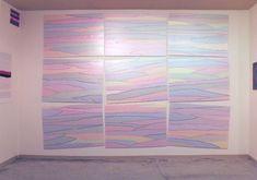 Niiyama Hanmyou 2014 Gallery Den&ST  styrene paper acrylic color