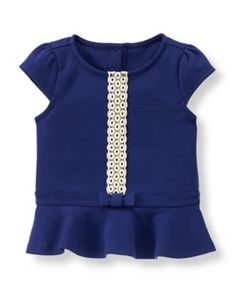 Girls' Clothing (newborn-5t) Janie And Jack Sapphire Sweet Blue Boucle Tweed Skirt Lined Girls Nwt 12-18 Easy To Repair Clothing, Shoes & Accessories