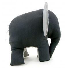 Medium Graphite Elephant by Simply Made