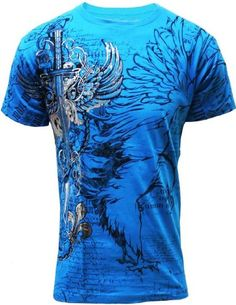 Konflic Men's Cotton Graphic Muscle T-Shirt S Teal Konflic http://www.amazon.com/dp/B00GRYOS3I/ref=cm_sw_r_pi_dp_2C5kub18MYYT8