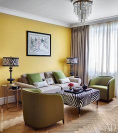 Квартира в Москве, 125 м²