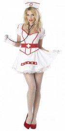 Heart Breaker Nurse Costume