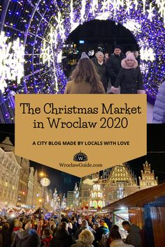 The Christmas Market in Wroclaw Poland is one of the most beautiful ones in Europe and supposed to start in late November. But will it really happen this year? This and much more in our blog post about it! Polish Mountains, Stuff To Do, Things To Do, Christmas Events, Poland Travel, Previous Year, Pilgrimage, Some Pictures, Tour Guide