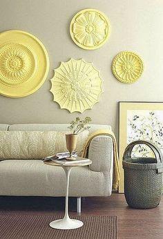 40 ιδέες για να διακοσμήσετε τους άδειους τοίχους!
