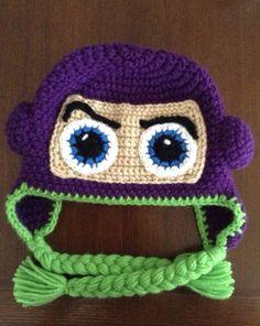 Buzz+lightyear+inspired+crochet+hat+by+MelissasCrochetart+on+Etsy,+$18.00