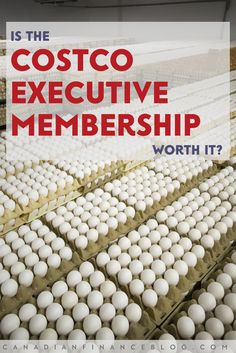 Is the Costco Executive membership worth the extra $55 a year? Here's a look at what benefits the Costco Executive Membership provides.