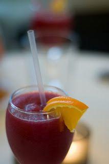 Summer Sangria - THE best sangria recipe I've found.