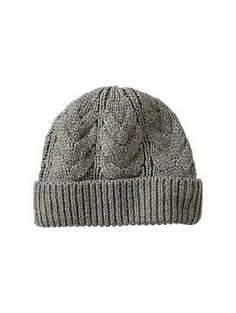Cable knit hat | Gap