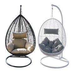 Wil je zowel binnen als buiten lekker kunnen relaxen? Met een hangstoel gaat dat zeker lukken! Nu vanaf 159 euro op buitenkado.nl