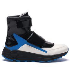 OUTDOOR RUNNING & VELCRO SNEAKER HIGH_运动鞋_鞋履产品_所有分类_KKtP