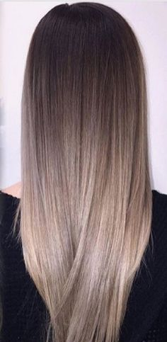 Trending colors #hairombre