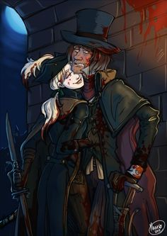 .Not So Unaware - Bloodborne. by MalakiaLaGatta