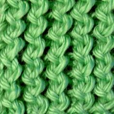 The Rickrack Rib stitch is a knit stitch that produces a zigzag effect which makes it stand out from most other knit stitches. Pattern includes in-the-round and flat knitting.