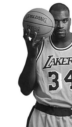 Shaquille O'Neal played his college basketball at LSU. He is one of the most dominant big men to ever play in the NBA.