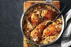 Chicken, Rice and Thyme Biryani | Canadian Living
