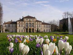 Villa Sartirana, or 'La Tesoriera', Torino