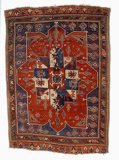 Turkey, probably Konya rug, 18th century