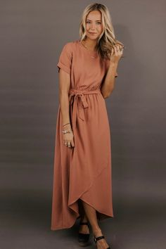 40 Magnificent Ideas Summer Work Outfits for Women - Cimonds Modest Outfits, Skirt Outfits, Modest Fashion, Casual Dresses, Maxi Dresses, Modest Maxi Dress, Formal Outfits, Fitted Dresses, Modest Skirts