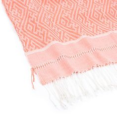 Navia Throw Coral - JADEtribe