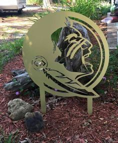 Florida State University Garden Stake / by SecondNatureDesigns1