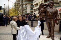 Onewstar: Ungheria omaggio a Bud Spencer con una statua a Budapest