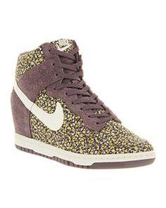 quality design d8ba6 c22d9 Womens Nike Dunk Sky Hi Multi Hers Sports, Multi, Office Shoes Nike Free