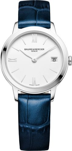@baumeetmercier Watch Classima Pre-Order #add-content #basel-17 #bezel-fixed #bracelet-strap-leather #brand-baume-et-mercier #case-depth-5-95mm #case-material-steel #case-width-31mm #date-yes #delivery-timescale-1-2-weeks #dial-colour-white #gender-ladies #limited-code #luxury #movement-quartz-battery #new-product-yes #official-stockist-for-baume-et-mercier-watches #packaging-baume-et-mercier-watch-packaging #pre-order #pre-order-date-28-02-2017 #preorder-february #sihh-geneve-2017…