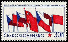 Flags on Stamps. - Stamp Community Forum - Page 53 Stamp Collecting, Postage Stamps, Flag, European Countries, Stickers, Czech Republic, World, Poster, Flags