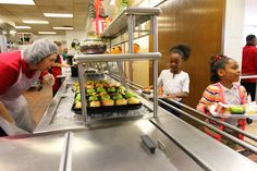 Charles Rice Learning Center, Dallas Independent School District, April 2015,  Photo Credit:  American Heart Association Independent School, American Heart Association, Food Service, School District, Learning Centers, Kids Meals, Photo Credit, Real Food Recipes, Dallas