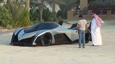 10 Weird Cars You Will Find Only In Dubai