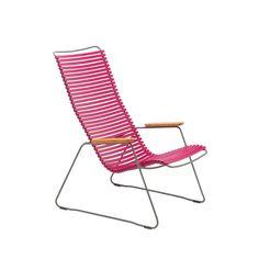 Houe Click Lounge Stuhl Design Gartenstuhl Terrassenstuhl