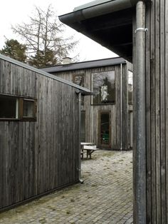 Coop House by Primus Architects. Timber Architecture, Container Architecture, Amazing Architecture, Contemporary Architecture, Architecture Details, House Cladding, Timber Cladding, Modern Rustic, Modern Farmhouse