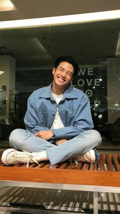 Bank Thiti, Movie To Watch List, Imaginary Boyfriend, Boy Celebrities, Thai Drama, Cute Photos, Boyfriend Material, Korean Actors, Cute Boys