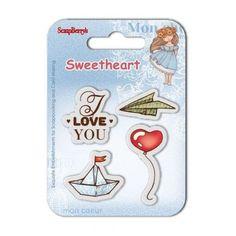 Sellos Acrilicos Sweetheart 5