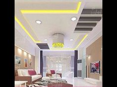Amazing and Unique Tricks Can Change Your Life: False Ceiling Living Room Simple false ceiling living room french doors.False Ceiling Ideas Paint Colors false ceiling home modern. Ceiling Design Living Room, Bedroom False Ceiling Design, False Ceiling Living Room, Home Ceiling, Bedroom Ceiling, Living Room Designs, False Ceiling Ideas, Ceiling Lights, Layout Design