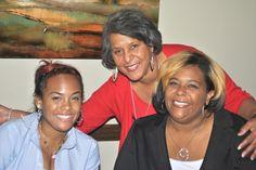 3 generations of beautiful women...