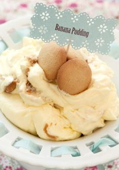Descubre el famoso pudín de plátano de Magnolia Bakery. #MagnoliaBakeryMX #Pudin #Platano