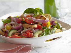 Grilled Panzanella Recipe : Ina Garten : Food Network - FoodNetwork.com