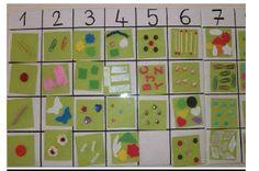 Tactile number cards made by the children. Montessori Math, Preschool Literacy, Teaching Math, Preschool Activities, Kindergarten, Numbers Preschool, Math Numbers, Math Stations, Math Centers