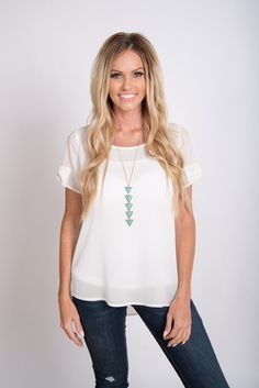 Our Popular Lucy Top | 9 Colors | XS - 3XL