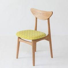 [ミナペルホネン生地のダイニングチェア] pint-M(オーク)|椅子(チェアー)・スツール|finger marks|ハンドメイド通販・販売のCreema