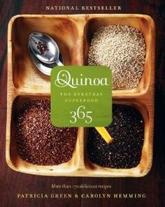 Quinoa is a super food that has more protein per oz than meat.  this site has 10 ways to prepare it...