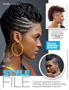 natural updos. Beautiful hair. Beautiful woman.
