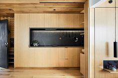 Un mini appartement astucieux par Tsai Design - PLANETE DECO a homes world
