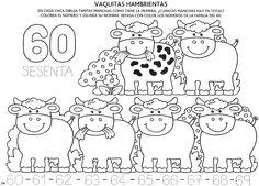 DESCUBRO LOS NÚMEROS DEL 0 AL 100 - Betiana 2 - Веб-альбомы Picasa