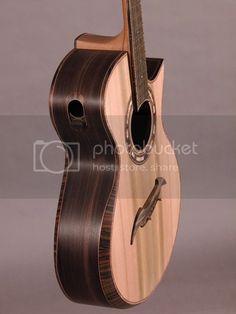 Classical Acoustic Guitar, New Model, Om, Guitars, Guitar