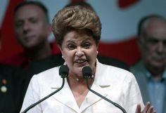 Dilma tem reunião com Lula e ministros no Alvorada (foto: EPA)